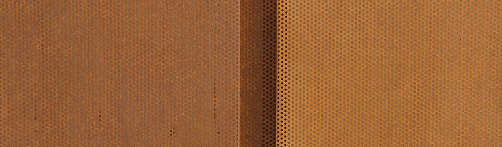 perforated corten western reveal vertical 2.0